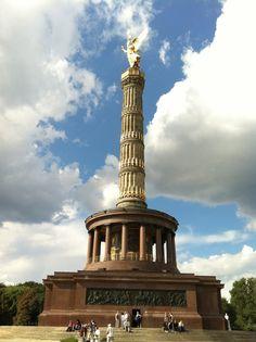 Siegessäule in Berlin, Berlin