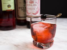 25 Cocktails Everyone Should Know- Again, a lot of the old school drinks here.