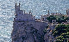 Livadia Palace in Yalta - Black Sea