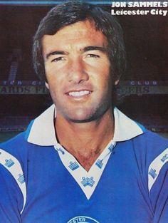 Jon Sammels Leicester City 1977 Leicester City Football, Leicester City Fc, Vintage Football, Terrace, Goal, Sportswear, Hero, Club, Football Soccer