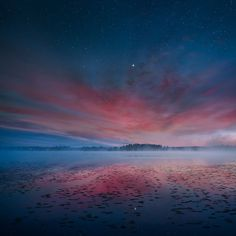 Mikko Lagerstedt constantly proves, besides being an outstanding photographer, that Finland has the most dramatic night skies. Specifically he released a p