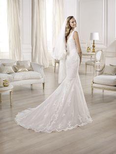 Свадебное платье Pronovias OMBU