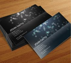 30 Creative Free Business Card Templates
