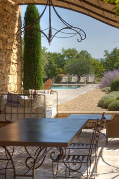 Gordes Farmhouse Rental: Beautiful Farmhouse: Spectacular Views Over Valley And Lavender Fields, Pool | HomeAway