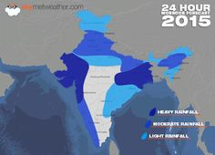 Monsoon India 2015: Southwest Monsoon Forecast For June 25 - See more at: http://www.skymetweather.com/content/weather-news-and-analysis/monsoon-india-2015-southwest-monsoon-forecast-for-tomorrow/#sthash.2iljqVh2.dpuf