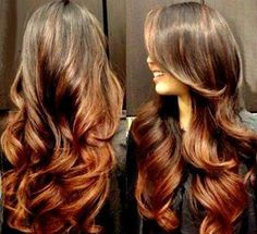long hairstyle for women curls