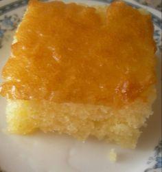 Nutma-Patišpanja - Recept i sastojci - Bosanskikuhar. Bosnian Recipes, Croatian Recipes, Cornbread, Cheesecake, Deserts, Yummy Food, Sweets, Meals, Nasa