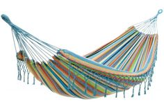 Hammock Single 'Grenada' Izmir | Multicolor | HammockGiant.co.uk