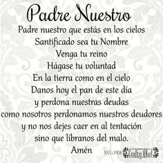 30 special religious quotes that have deep meaning and very inspirational as always read through them and let us know what you think. Prayer For Work, Prayer For Fathers, Prayer For Guidance, God Prayer, Prayer Quotes, Faith Quotes, Bible Quotes, Our Father In Spanish, Pray In Spanish