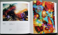 Mikko Tyllinen`s Art Blog: Publication of my several paintings in new artbook...