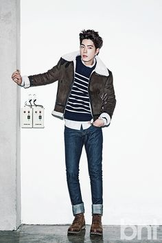 Hong Jong Hyun - bnt International January 2015