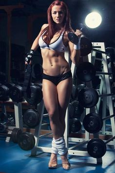 1000+ images about hot strong girls on Pinterest | Weight ...