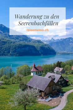 Switzerland Destinations, Places In Switzerland, Back Gardens, Beautiful Landscapes, Austria, Image Categories, Places To See, Travel Inspiration, To Go