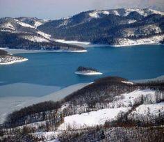 Lake Plastira, Greece Please Follow:- +Wonderful World