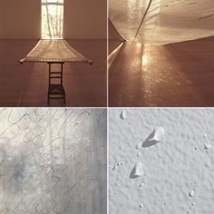 "Ann Hamilton, bounden | 1997-1998    Part of the exhibition ""Ann Hamilton: Present-Past, 1984-1997""  Musée d'art contemporain de Lyon  Lyon, France  November 16,1997-February 6, 1998"