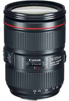 Test Canon EF 4.0/24-105mm L IS II