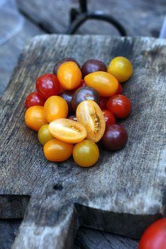 cherry tomatoes by David Lebovitz, via Flickr