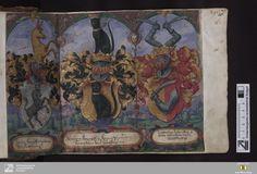 Stammbuch Paul Jenisch, später Joseph Jenisch - Cod.hist.qt.298 Paralleltitel Stammbuch Paul Jenisch, später Joseph Jenisch - Cod.hist.qt.298 Erscheinungsort Augsburg Tübingen [u.a.] Erscheinungsjahr 1575 - 1647 bzw. 1648 - 1683 Besitzer des Digitalisats Württembergische Landesbibliothek URN urn:nbn:de:bsz:24-digibib-bsz3324872535 Persistente URL http://digital.wlb-stuttgart.de/purl/bsz332487253