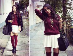 skirt autumn outfit - Google keresés