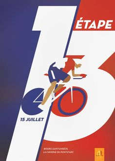 Tour de France 2016 Stage 13 by Bruce Doscher
