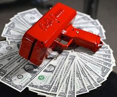 When you hit the club and think your a baller. The Strip Club Cash Cannon, will make it rain in Southern California. Best Gag Gifts, Cool Gifts, Unique Gifts, Funny Gifts, Make It Rain Money, Canon, Gifts For Your Boyfriend, Novelty Items, Cool Things To Buy