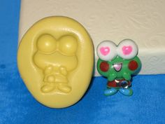 Frog Silicone Push Mold A454 For Chocolate Resin Candy Fondant Craft Gumpaste #LobsterTailMolds