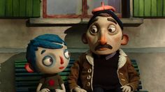 My Life as a Courgette / Ma vie de courgette (2016) - Excerpt 1 (French)