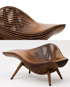 Beautiful wooden Bench design...
