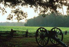 Civil War - Tennessee Vacation
