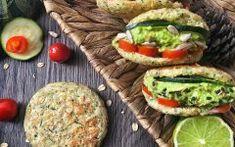 Empanadas con masa de avena y espinaca - Green Vivant Empanadas, Mexican, Beef, Ethnic Recipes, Food, Vegetarian, Fiber, Vegetarian Food, Healthy Food