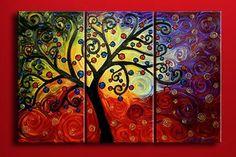 Quadro con musicisti dipinto a olio su tela quadri moderni