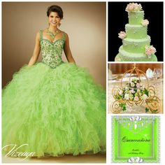 Lime theme party ideas | Quinceanera ideas |