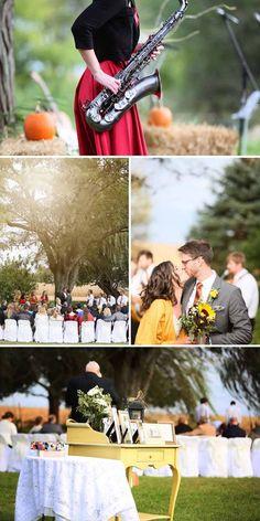 Amy & Jay's Vintage and Organic Fall Wedding   Real Wedding Inspiration   Vermont Bride Magazine
