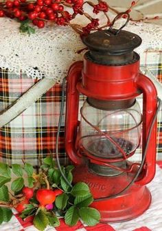 Lanterne rouge ...