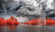 Red City (Texas, I think)  by helios-spada.deviantart.com on @deviantART