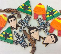 Our cookies are available daily in store. Here you can also view pictures of some of the custom designs we have done for our customers. Shop Local, Custom Design, Cookies, Store, Crack Crackers, Tent, Biscuits, Cookie Recipes, Shop