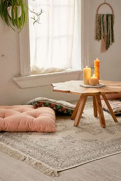 Tompkins Printed Rug - Urban Outfitters