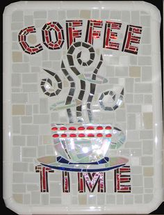 Coffee Time by Kim Larson Art, via Flickr