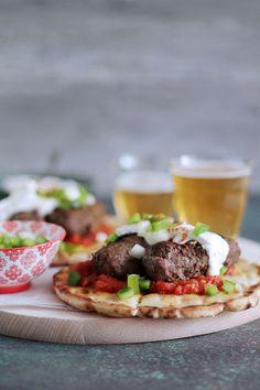 The One, Hamburger, Tacos, Mexican, Ethnic Recipes, Food, Essen, Burgers, Meals
