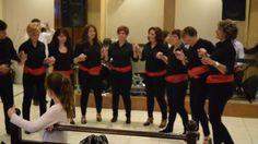 Θεσσαλία Παλλάς Φαρκαδόνα- Χοροεσπερίδα Γ´ τάξης του ΕΠΑΛ
