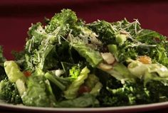 Chopped kale salad - This week's Culinary SOS request comes from Los Angeles at the Napa Valley Grille in Westwood