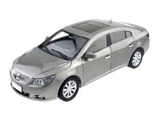 #1040 CSM Buick La Crosse 1/18 Diecast Car by CSM. $99.99. Buick LaCrosse 1/18 Scale Diecast Car. Made by CSM.Marked #1040. Brand New in factory box.
