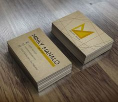 33 Slick Business Card Designs for Architects                                                                                                                                                                                 More