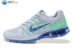 online store 21fa7 4732e New Air Max 2020 Semi-palm Cushion Mens Running Shoes Gray Blue