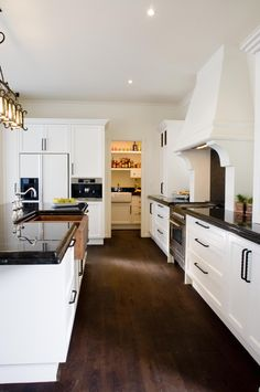 Spanish Style - mediterranean - kitchen - los angeles - Mal Corboy Design