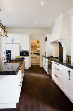 Spanish Style - mediterranean - kitchen - los angeles - Mal Corboy Design