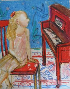 Piano Room, White Ceramics, Joy, Paintings, Fine Art, Inspiration, Biblical Inspiration, Paint, Glee