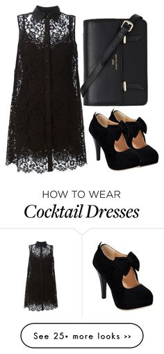 """""""Cocktail Party"""" by peacecookie34 on Polyvore"""