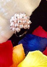 Anello Donna Perle�������� | eBay