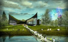 Science Museum, Environmental Design, Ecology, 21st Century, Innovation, Organization, Urban, Mansions, Future